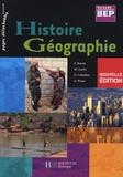 François Barrié et Michel Corlin - Histoire Géographie.