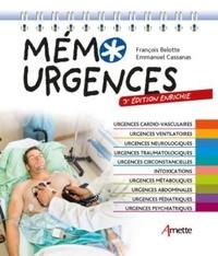 François Belotte et Emmanuel Cassanas - Mémo urgences.