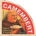 François Bertin - Camembert, histoire, gastronomie et étiquettes.