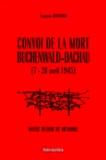 François Bertrand - Convoi de la mort Buchenwald-Dachau (7-28 avril 1945) - Notre devoir de mémoire.