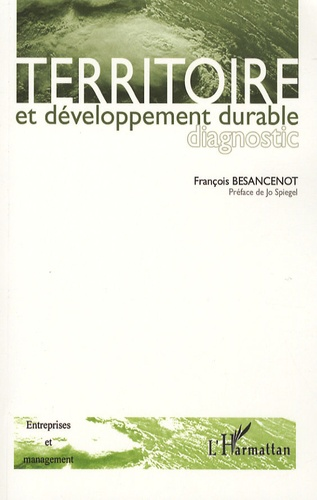 François Besancenot - Territoire et développement durable - Diagnostic.
