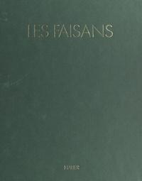 François Biadi et Pierre Mayot - Les faisans.