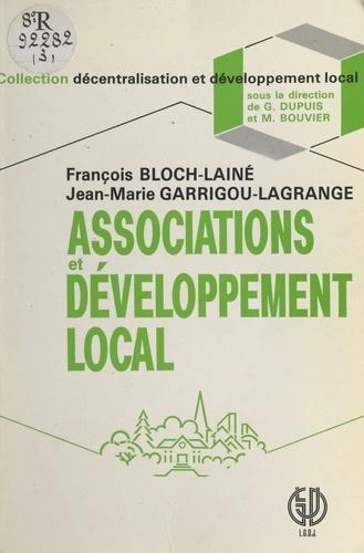 Associations et développement local