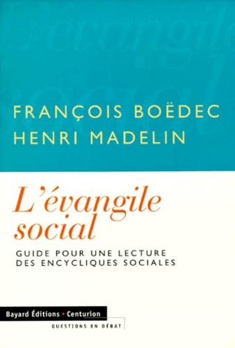 François Boëdec et Henri Madelin - .