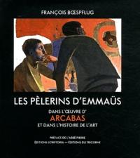 François Boespflug - Les Pèlerins d'Emmaüs dans l'oeuvre d'Arcabas et dans l'histoire de l'art.