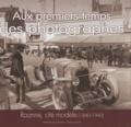 François Boisjoly - Aux premiers temps des photographes - Roanne, cité modèle (1840-1940).