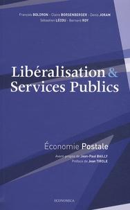 Libéralisation & Services Publics - Economie Postale.pdf