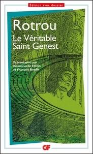 François Bonfils et  Rotrou - Le véritable Saint Genest.