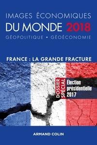 François Bost et Laurent Carroué - Images économiques du monde 2018 - France la grande fracture.