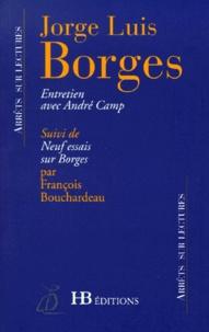 François Bouchardeau et André Camp - Entretien avec André Camp.