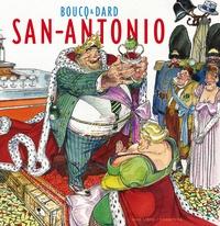 Histoiresdenlire.be Artbook San Antonio - Edition spéciale Image