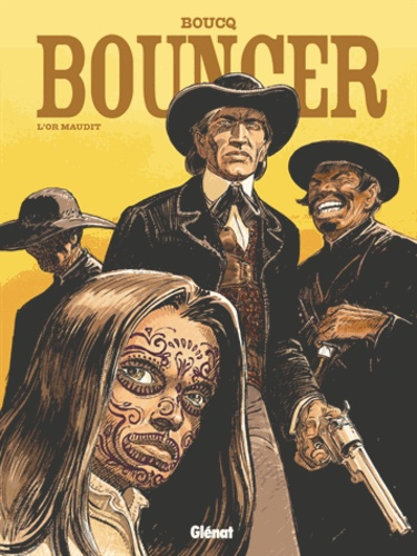 Bouncer - Tome 10. L'Or maudit