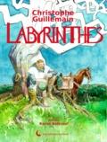 François Boucq et Christophe Guillemain - Labyrinthes.