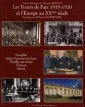 François Boulet - Les traités de paix de 1919-1920 et l'Europe au XXe siècle.