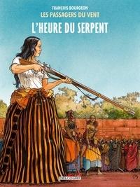 François Bourgeon - Les Passagers du Vent Tome 4 : L'heure du serpent.