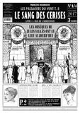 François Bourgeon - Les Passagers du Vent Tome 8 : Le sang des cerises - N° 1/4, Novembre 2017, Rue de l'Abreuvoir.