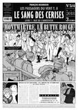 François Bourgeon - Les Passagers du Vent Tome 8 : Le sang des cerises - N° 3/4, Mai 2018, Rue de l'abreuvoir.