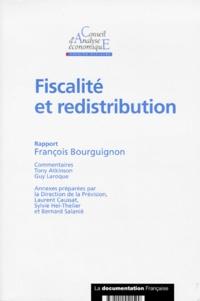 François Bourguignon - Fiscalité et redistribution.