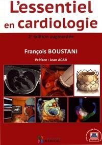 François Boustani - L'essentiel en cardiologie.