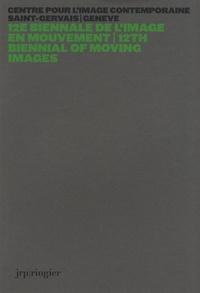François Bovier - 12e Biennale de l'Image en Mouvement - Centre pour l'image contemporaine, Saint-Gervais/Genève.