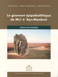 François Briois et Béatrix Midant-Reynes - Le gisement épipaléolithique de ML1 à 'Ayn-Manâwir - Oasis de Kharga.