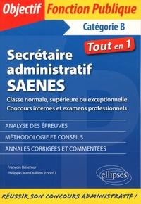 Goodtastepolice.fr Secrétaire administratif SAENES de classe normale, supérieure ou exceptionnelle - Concours internes et examesn professionnels Image