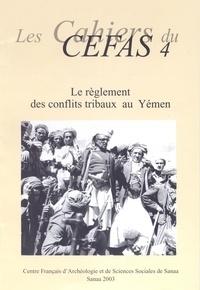 François Burgat - Le règlement des conflits tribaux au Yémen.