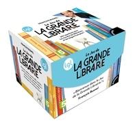 François Busnel - Le jeu de la Grande Librairie - Avec 250 cartes et 1 dé.