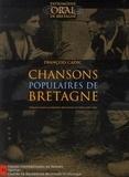 François Cadic - Chansons populaires de Bretagne - Publiées dans La Paroisse Bretonne de Paris (1899-1929). 1 CD audio