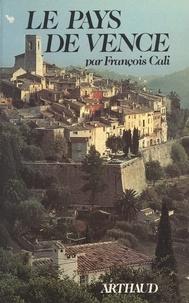 François Cali - Le pays de Vence.