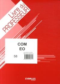 Communication écrite et orale (COM EO) - Livre du professeur.pdf