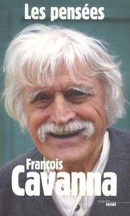 François Cavanna - Les pensées.