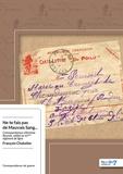 François Chabalier - Ne te fais pas de mauvais sang... - Correspondances d'Antoine Rousset, soldat au 61ème régiment de ligne.