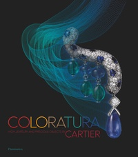 François Chaille - Coloratura - High jewelry and precious objects by Cartier.