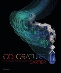François Chaille - Coloratura - Haute joaillerie et objets précieux par Cartier.