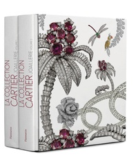 François Chaille - La collection Cartier - Joaillerie - Coffret en 2 volumes.
