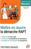 François Charleux et Sylvain Jouve - Mettre en oeuvre la démarche RAPT.