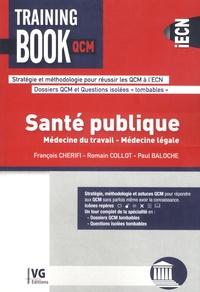 Santé publique - Médecine du travail, médecine légale.pdf