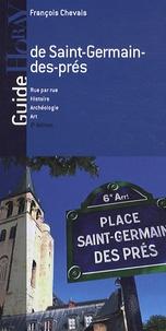 François Chevais - Guide de Saint-Germain-des-Prés.