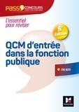 François Chevalier et Thierry Marquetty - QCM d'entrée dans la fonction publique.