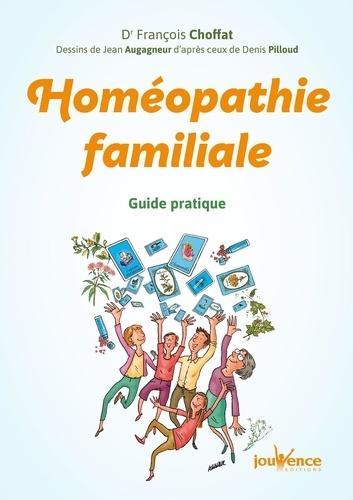 Homéopathie familiale. Guide pratique et ses 40 cartes détachables