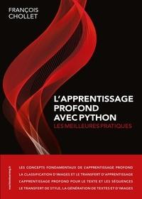 François Chollet - L'apprentissage profond avec Python.
