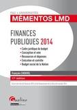 François Chouvel - Finances publiques 2014.