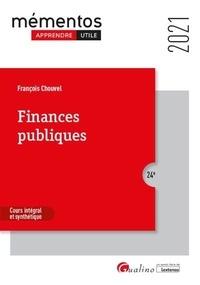 François Chouvel - Finances publiques.