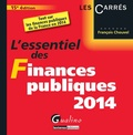 François Chouvel - L'essentiel des finances publiques 2014.
