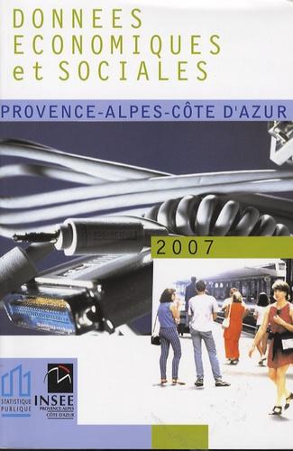 François Clanché - Données économiques et sociales Provence Alpes Côte d'Azur.