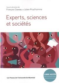 François Claveau et Julien Prud'homme - Experts, sciences et sociétés.