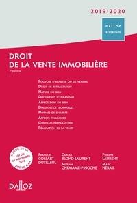 François Collart Dutilleul - Droit de la vente immobilière.