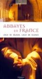 François Collombet et Richard Nourry - Abbayes en France. - Lieux de séjour, lieux de silence.