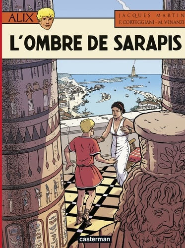 Alix Tome 31 L'ombre de Sarapis